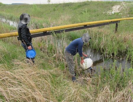 За тиждень волинські рибпатрульні викрили 45 порушень Правил рибальства