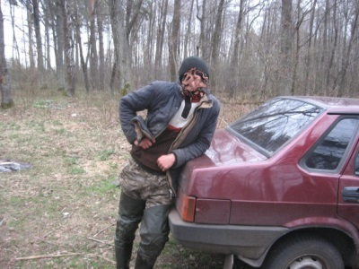 Порушники завдали майже 4 тис. грн збитків, - Волинський рибоохоронний патруль