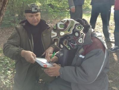 Протягом дня у Камінь-Каширському районі виявлено вісім порушень правил рибальства