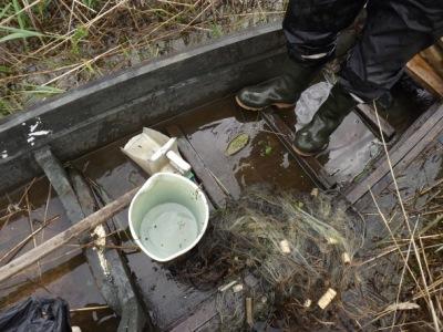 У травні Волинський рибоохоронний патруль викрив 212 порушень